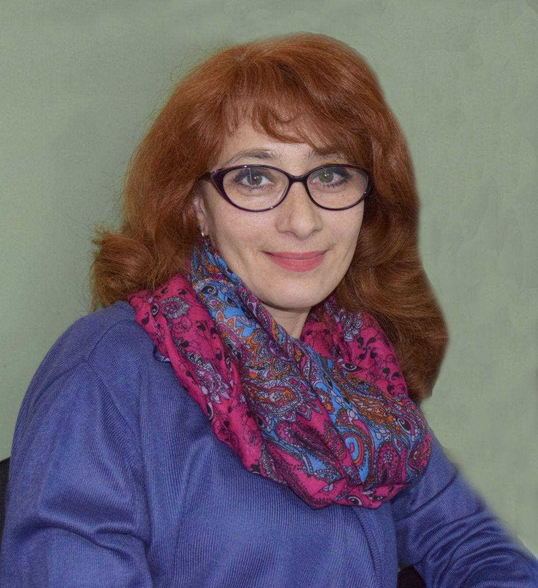 Наталия Бакулина