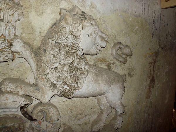 Сатановский лев. Так его еще никто не снимал!