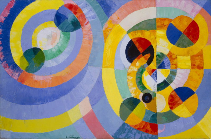 Соня Делоне – великая леди абстракционизма
